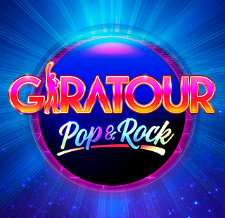 GIRATOUR POP & ROCK